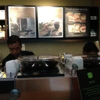 Photo taken at Starbucks by MsBonVivantSG on 3/7/2012