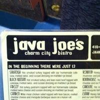 Photo taken at Java Joe's by Michael M. on 4/24/2012