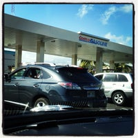 Photo taken at Costco Gas by Amy H. on 3/27/2012