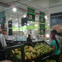 Photo taken at Reliance Mart by Shashi E. on 3/17/2012