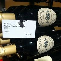 Photo taken at Crush Wine & Spirits by Ben 💯 B. on 8/26/2012