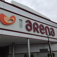 Foto tomada en Arena Multiespacio por Douglas Hurtado @. el 3/31/2012