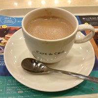 Photo taken at CAFÉ de CRIÉ 道玄坂上店 by pln on 6/12/2012