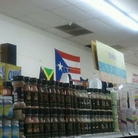 Photo taken at Red Star International Groceries by Amyya D. on 3/3/2012