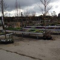 Photo taken at Central Jardin Genappe by Seb G. on 3/18/2012