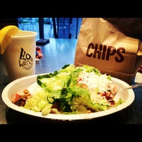 Photo taken at Chipotle Mexican Grill by Brianna W. on 6/25/2012