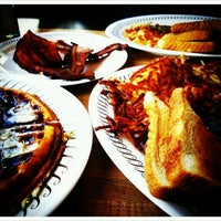 Photo taken at Waffle House by Christie V. on 4/25/2012