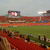 Photo prise au BBVA Compass Stadium par Racio K. le9/8/2012