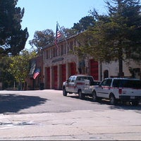 Photo taken at Carmel Fire Station by Irene T. on 6/28/2012
