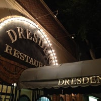 Photo taken at The Dresden Restaurant by Sim Sullen on 2/29/2012