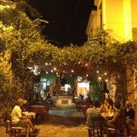 7/24/2012 tarihinde Lisya K.ziyaretçi tarafından Vino Şarap Evi'de çekilen fotoğraf