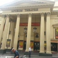 Photo taken at The Lyceum Theatre by Cinderella on 8/21/2012
