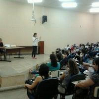Photo taken at UFMA - Universidade Federal do Maranhão by Jhonatha C. on 4/19/2012