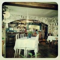 Photo taken at Cafe Caramel by Sabahat G. on 7/21/2012