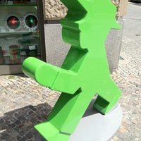 Photo taken at AMPELMANN Shop am Gendarmenmarkt by I B. on 7/17/2012