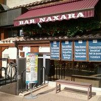 Photo taken at Bar Naxara by PilgrimChris on 9/6/2012
