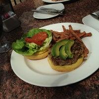 Photo taken at Gordon Biersch Brewery Restaurant by Rao G. on 5/8/2012