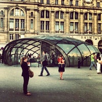 Photo taken at Paris Saint-Lazare Railway Station by Aitor M. on 8/27/2012