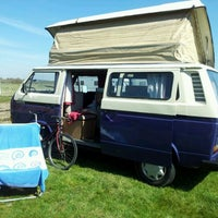 Photo taken at Normans Bay Camping and Caravanning Club Site by Terry S. on 4/6/2012