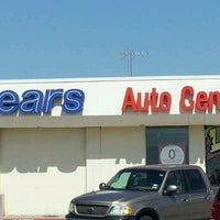Photo taken at Sears Auto Center by Charles G. on 7/29/2012