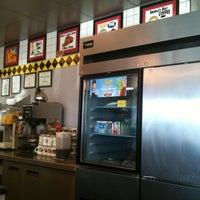 Photo taken at Waffle House by Melinda O. on 5/20/2012