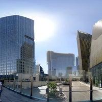 Photo taken at Mandarin Oriental, Las Vegas by Chris G. on 5/10/2012