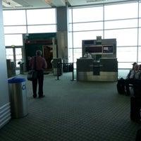 Photo taken at Gate 40 by José C. on 9/13/2012