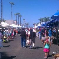 6/7/2012 tarihinde Michael A.ziyaretçi tarafından Oceanside Farmers Market'de çekilen fotoğraf