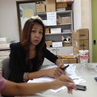 Photo taken at Dental-siam Enterprise Co.,Ltd by Yaya on 4/18/2012