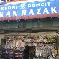 Photo taken at kedai runcit Jaapo by Sarah A. on 2/28/2012