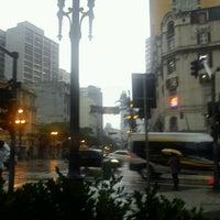 Photo taken at Avenida Ipiranga by Renata K. on 2/24/2012