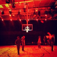 Photo taken at Basketball City @ Pier 36 by Alex R. on 2/23/2012