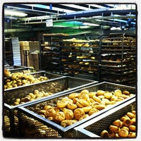Photo taken at Rockland Bakery by Naochib on 4/8/2012