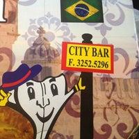 Photo taken at City Bar by Karina F. on 12/31/2012