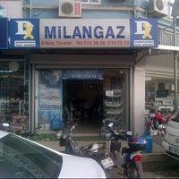 Photo taken at Milangaz by Mrt C. on 4/10/2014