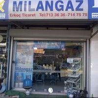Photo taken at Milangaz by Mrt C. on 4/9/2014