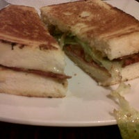 Photo taken at DeJons Burger & Torry Coffee by Rheza F. on 5/13/2013