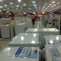 Photo taken at SM Appliance Center by Ju  L. on 7/27/2013