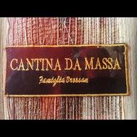 Foto tirada no(a) Cantina da Massa por Mauro V. em 12/2/2012