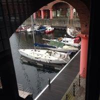 Photo taken at Premier Inn Liverpool Albert Dock by Russell B. on 2/11/2014