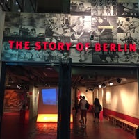 Photo taken at The Story of Berlin by Arzu B. on 8/3/2016
