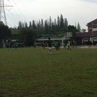 Photo taken at Sekolah Global Mandiri Cibubur by Nabilla P. on 3/8/2013