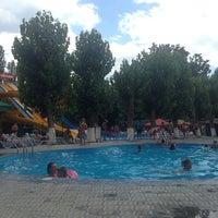 """Photo taken at Аквапарк """"Акватория"""" by Ievgeniia L. on 7/7/2014"""