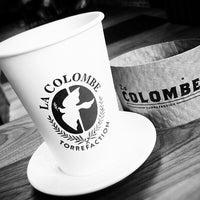 Foto scattata a La Colombe Coffee Roasters da Gokce D. il 6/28/2016