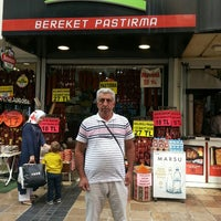 Photo taken at İmamoglu Sucuk-Pastirma by Yasemin U. on 9/28/2016