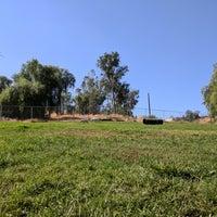 Photo taken at Hulda Crooks Dog Park by Julian N. on 9/23/ ...