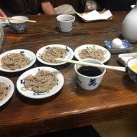 Photo taken at 出石皿そば 五萬石 福知山店 by ザ on 9/22/2016