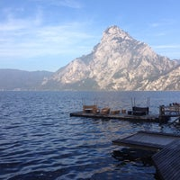 Photo taken at Hotel Traunsee by Ronnie R. on 10/18/2014