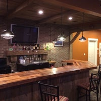 Photo taken at Mourne Bend Public House by Mike F. on 9/16/2014