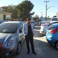 Photo taken at kaya otomotiv Mezitli by Akın T. on 12/16/2013